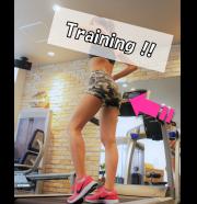 お尻のトレーニング