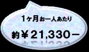 約¥21,330