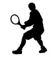 テニスのスウィング